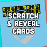 Scratch and reveal cards